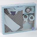 Baby Gift Set Picture Perfect Little Man *20.00* Boxed