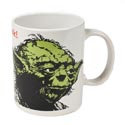 Coffee Mug 11 Oz Yoda Star Wars Ceramic *4.99*