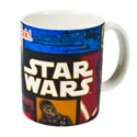Coffee Mug 11 Oz Mosaic Star Wars Ep7 Ceramic *4.99*